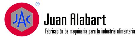 juanalabart | somos una firma especializada en la fabricación de maquinaria para la industria alimentaria Logo